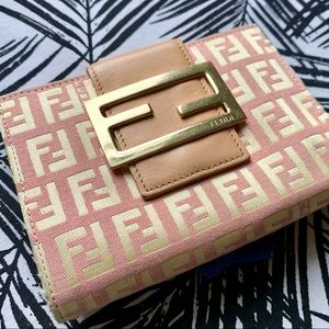 Rare Fendi Wallet